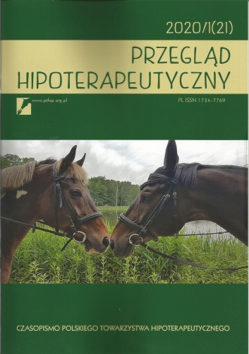 Najnowszy numer Przeglądu Hipoterapeutycznego